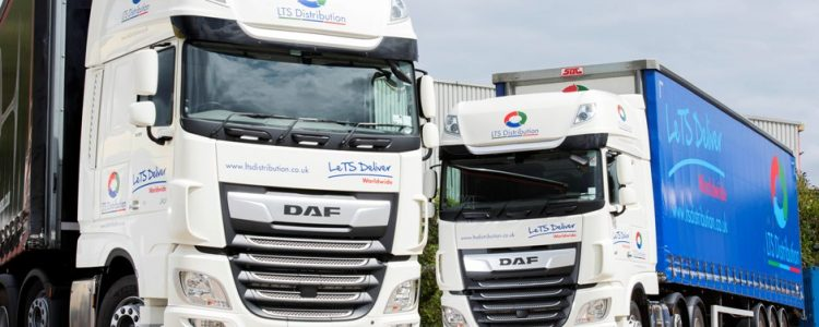 LTS Global Solutions Puts Latest DAF XFs On Road