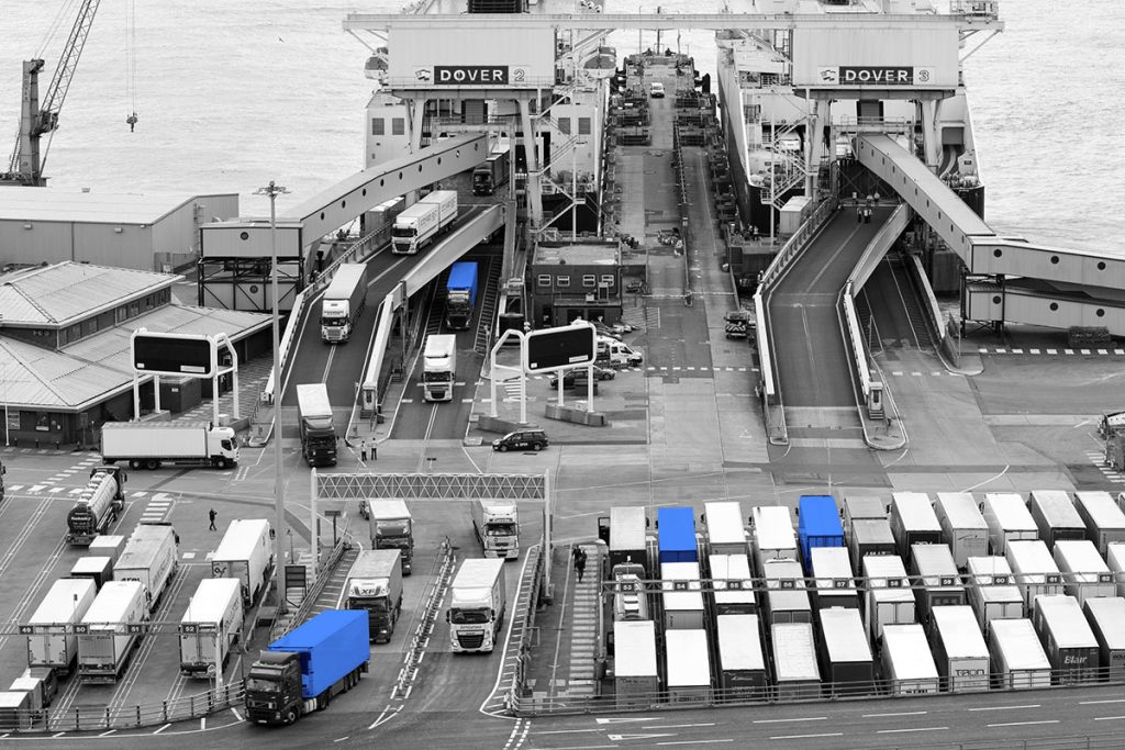 LTS European road freight services